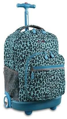 """J World JWorld Sunrise 18"""" Rolling Backpack"""