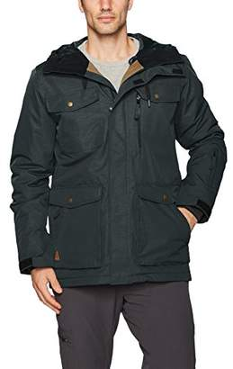 Quiksilver Men's Raft Snow Jacket