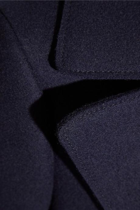 Jil Sander Palermo wool-blend melton coat