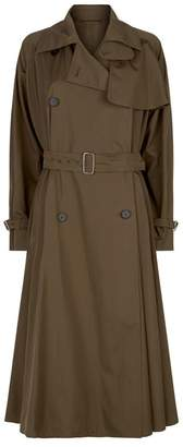 Max Mara Longline Trench Coat