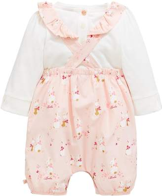 719a79783 Ted Baker Baby Girls 2 Piece Bunnies Romper And T-Shirt Set - Pink