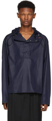Wales Bonner Navy Creolite Jacket