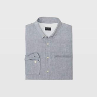 Club Monaco Slim Besom Pocket Shirt