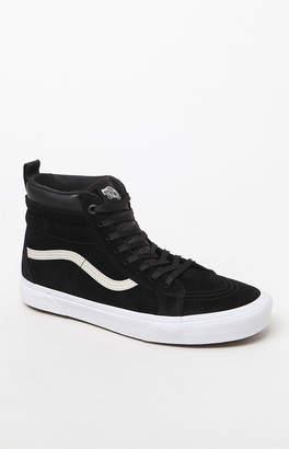 Vans Weatherized Sk8-Hi MTE Black Shoes