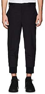 Neil Barrett Men's Skinny Jogger Trousers-Navy