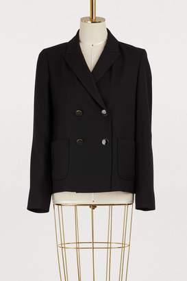 Vanessa Seward Gustave wool jacket