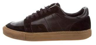 Our Legacy Leather Low-Top Sneakers