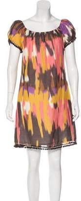 Milly Printed Shift Dress