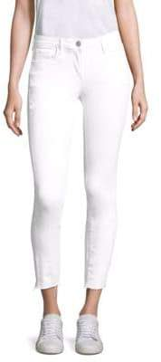3x1 Skinny Cropped Jeans