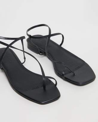 Atmos & Here Florence Leather Sandals