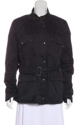 Denim & Supply Ralph Lauren Zip-Up Short Coat
