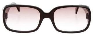 Morgenthal Frederics Elektra Gradient Sunglasses