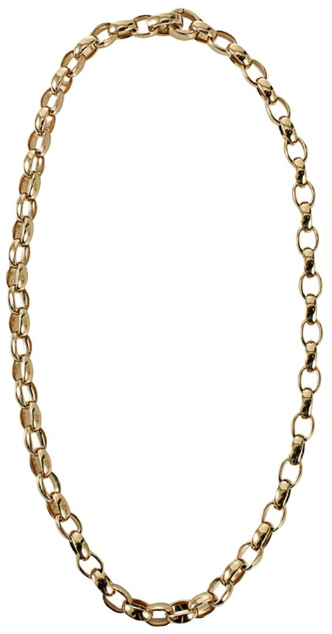 Tamara Comolli Mini-roulette chain necklace