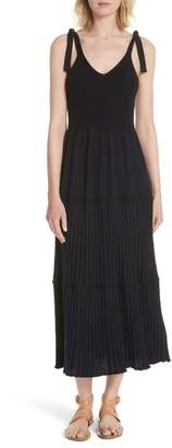 Rebecca Taylor Ribbed Knit Dress