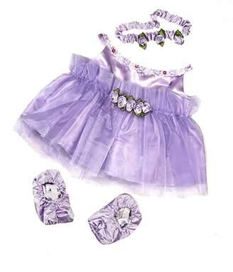 Teddy Mountain Teddy Lavender Ballerina