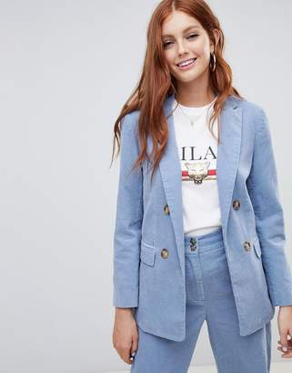 New Look Corduroy Blazer Two-Piece
