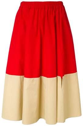 96160a03ed Colour Block Skirt - ShopStyle UK