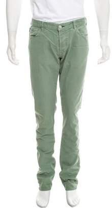 Paul Smith Straight-Leg Five-Pocket Jeans