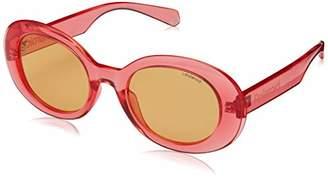 Polaroid Sunglasses Women's PLD 6052/s Polarized Oval
