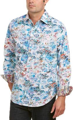 Robert Graham Classic Fit Turock Woven Shirt