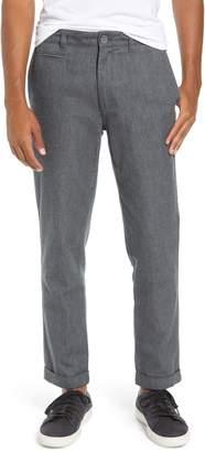 Life After Denim Bixi Slim Cotton Twill Trousers