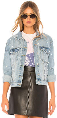 by the way. Pearl Denim Jacket.