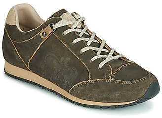BELLEVILLE men's Shoes (Trainers) in Brown