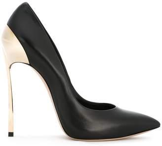 Casadei Blade pointed toe pumps
