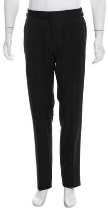Tom Ford Wool & Mohair Pants
