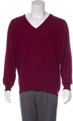 Loro Piana Cashmere V-Neck Sweater Cashmere V-Neck Sweater