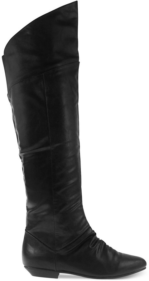 CL by Laundry Succeeding Over the Knee Boots