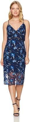 Bardot Women's Sapphire Lace Dress
