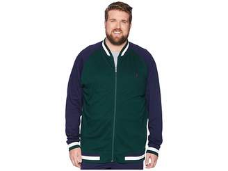 Polo Ralph Lauren Big Tall Interlock Bomber Jacket