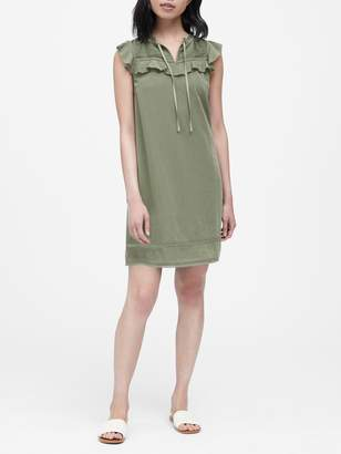 Banana Republic Cotton-TENCELa Shift Dress