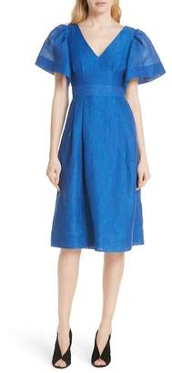 Tracy Reese OPEN SLEEVE DRESS