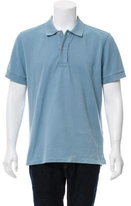 Tom Ford Knit Polo Shirt
