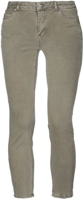 Silvian Heach Denim pants - Item 42701244HI