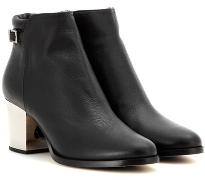 Jimmy Choo Jimmy Choo Method 65 Leather Ankle Boots