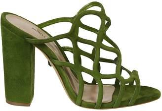 Schutz Cage Sandals