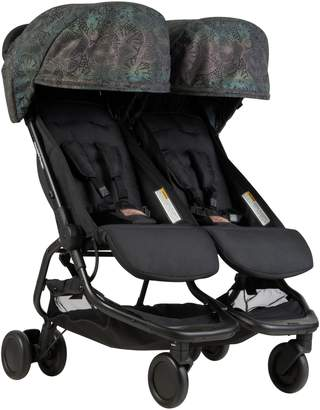 mountain buggy 2018 Nano Special Addition Year of the Dog Duo Double Stroller