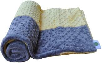 Minky Cozy Wozy Signature Baby Blanket