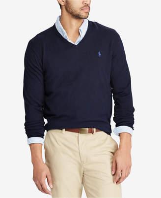 Polo Ralph Lauren Men V-Neck Sweater