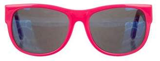 Bernhard Willhelm Wayfarer Cat. 3 Sunglasses