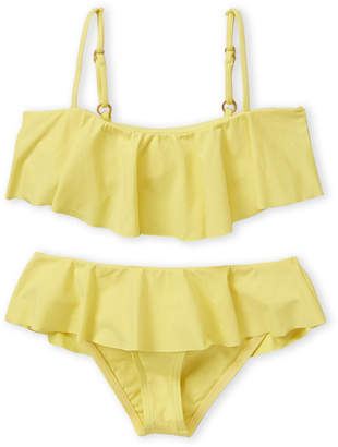 L-Space L Space (Girls 7-16) Lucy Two-Piece Bikini Top & Bottom Set