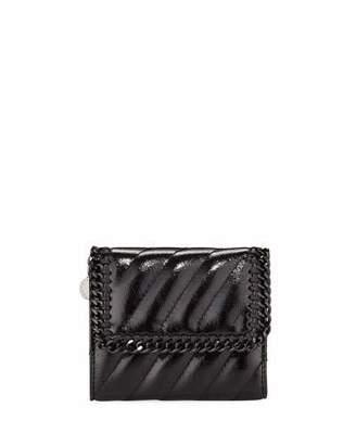 Stella McCartney Small Falabella Flap Wallet