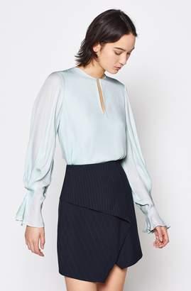 Joie Abekwa Silk Shirt