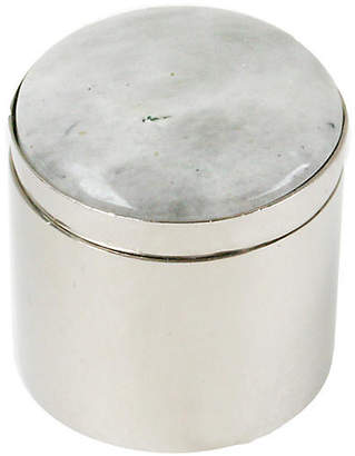 "2"" Ring Box - Silver/Light Gray - Addison Weeks"