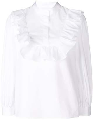 Dondup ruffled blouse