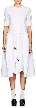 Thom Browne Women's Oxford Cloth Belted Shirtdress