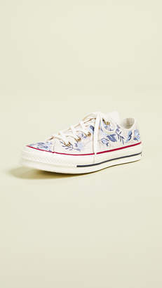 Converse Chuck 70s Oxford Parkway Floral Sneakers